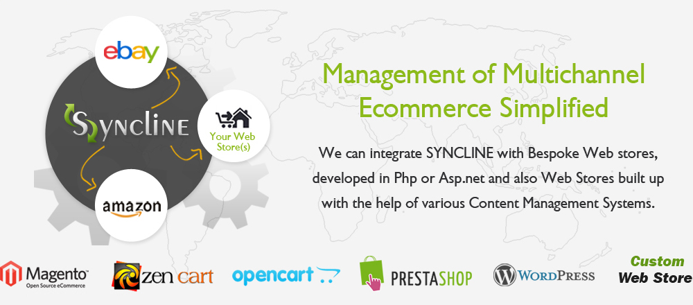 multi channel ecommerce software